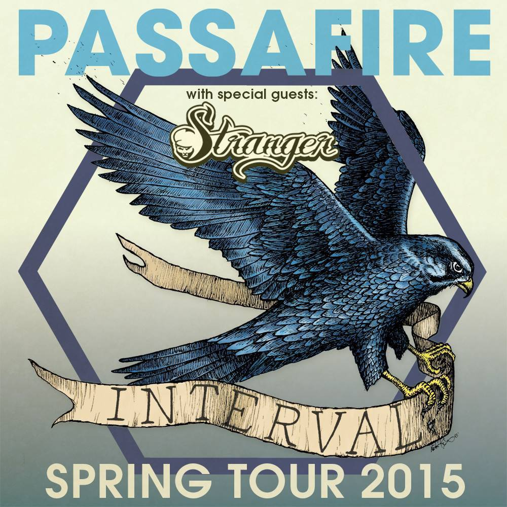 PASSAFIRE INTERVAL Spring Tour 2015