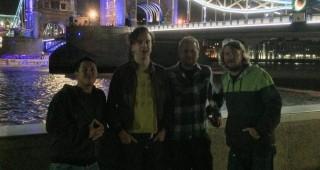 080715 - Cheers from London, England! #PassafireEuro15 - Passafire