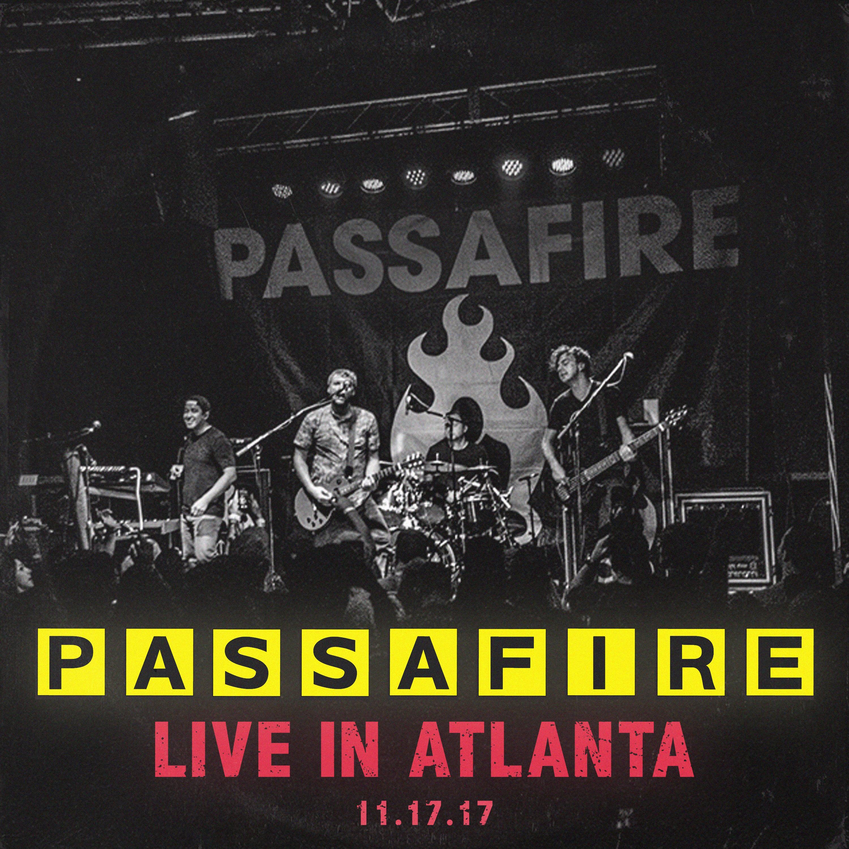 Passafire - Live In ATL